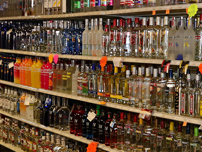 Liquor Selection